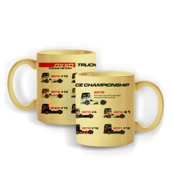 OXXO Racing History bögre